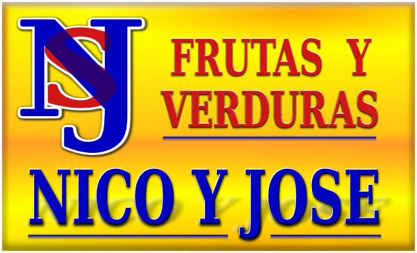 Super Nico y Jose, Frutas y Verduras
