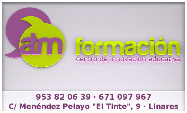 atm formación, centro de innovación educativa. Ahora en Calle Murillo, 3 - Linares