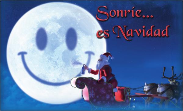 """Campaña Navidad 2013 """"Sonríe... es Navidad"""" - Centro Comercial Abierto - Linares"""