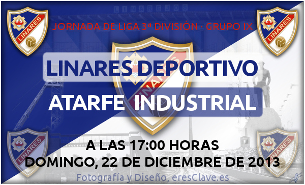 Linares Deportivo - Atarfe Industrial