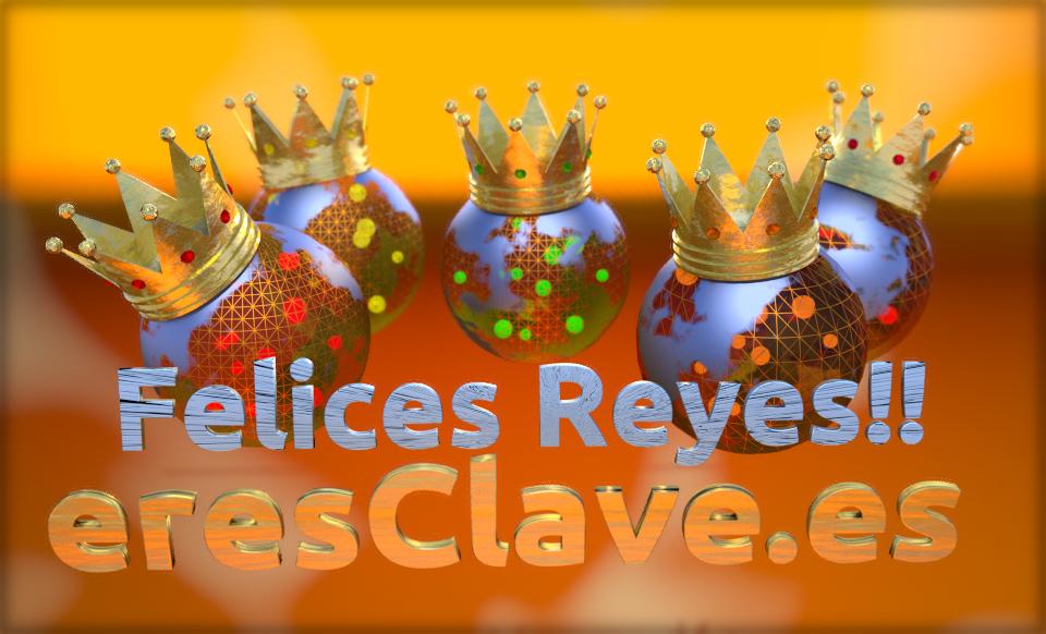 eresClave.es te desea Felices Reyes!!
