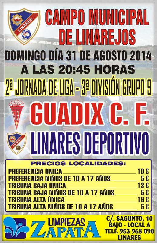 cartel-LinaresDeportivo-GuadixCF-