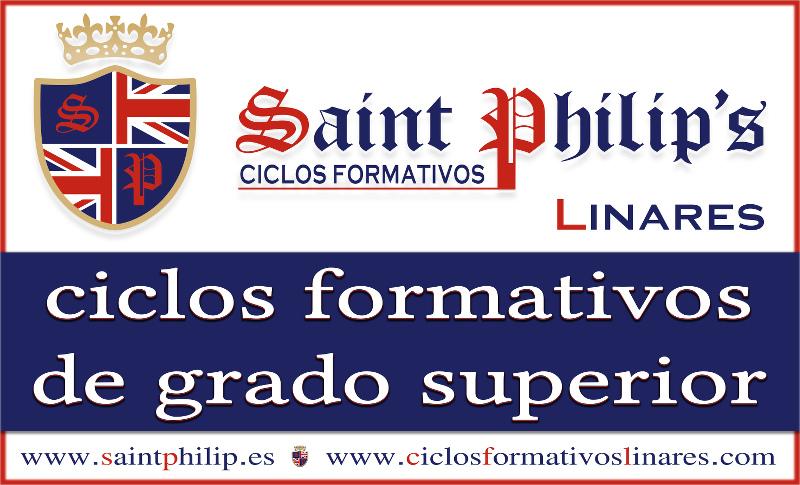 Saint Philip's - ciclos formativos