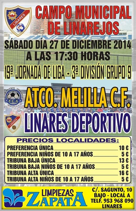 cartel-LinaresDeportivo-MelillaCF-
