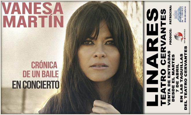 portada concierto Vanesa Martín - eresclave.es