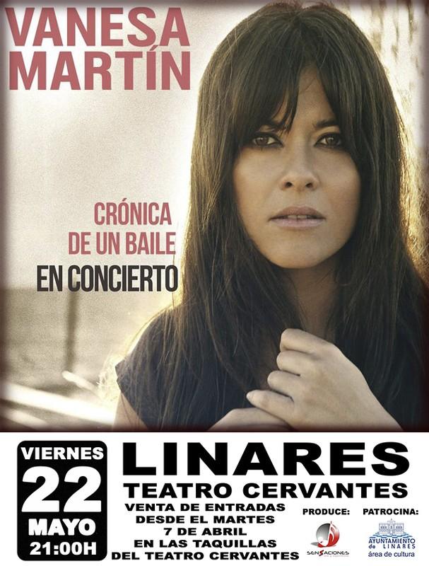 cartel-Concierto-Fimae-2015-Linares-Vanesa-Martin