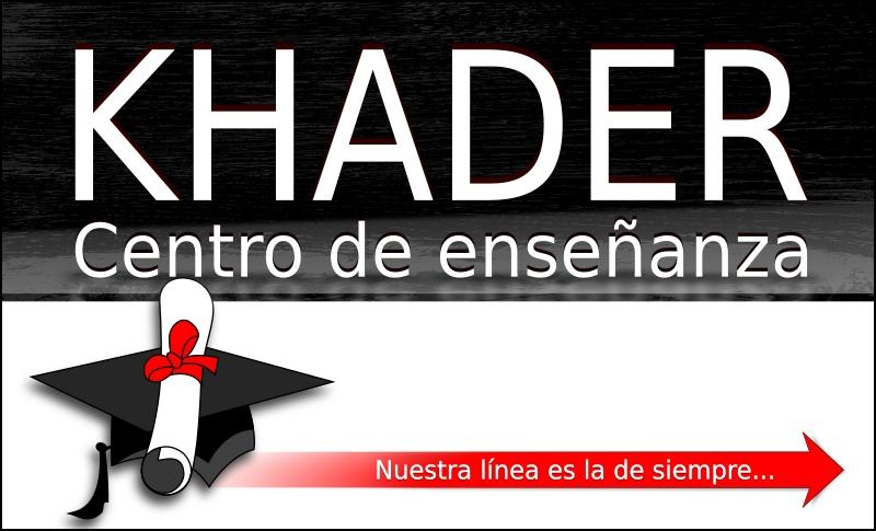 Khader Centro de Enseñanza - Linares