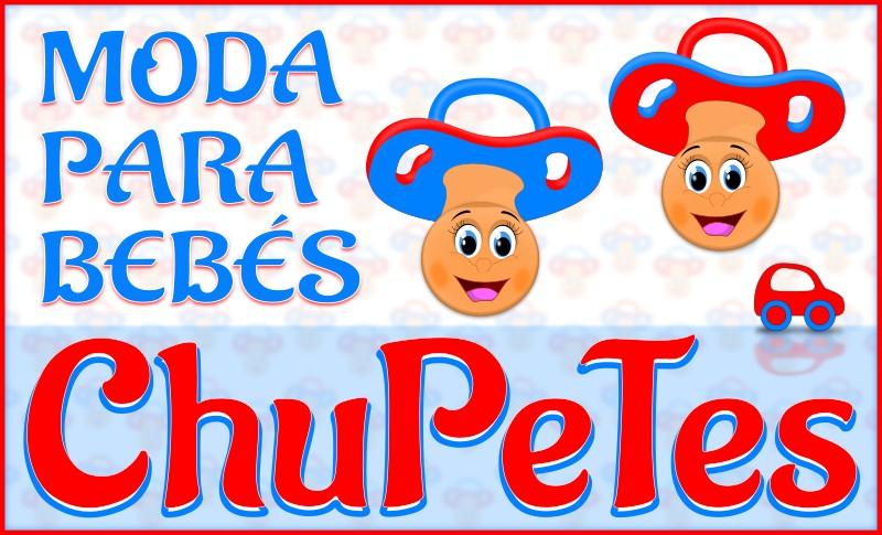 Chupetes - Moda para Bebés en Linares