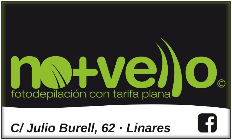 Fotodepilación No+Vello Linares en Calle Julio Burell, 62