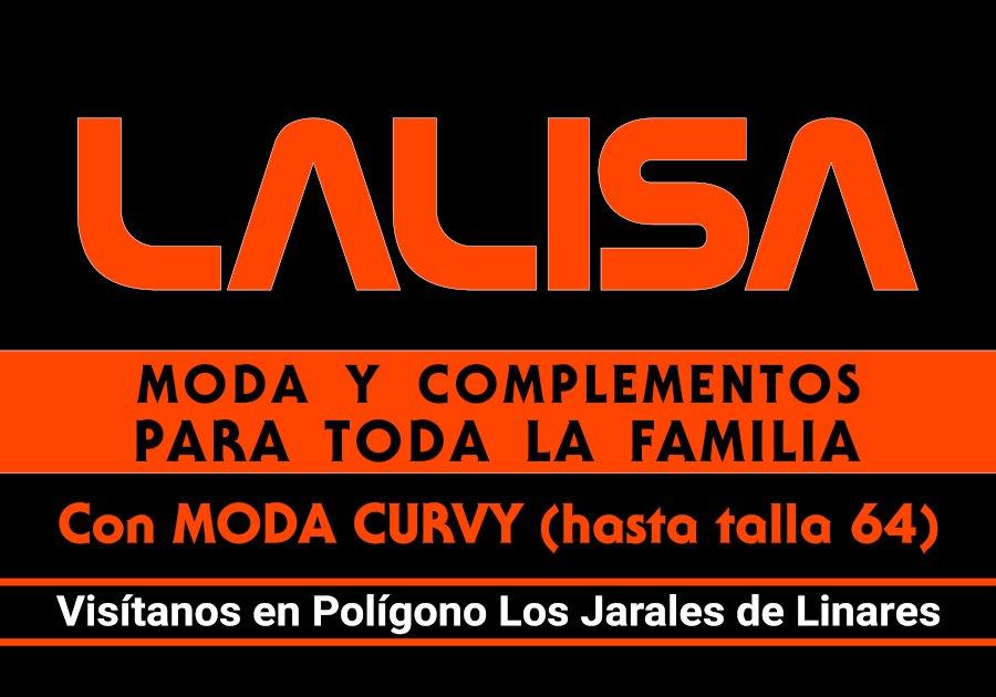 Lalisa en polígono Los Jarales de Linares - con Moda Curvy