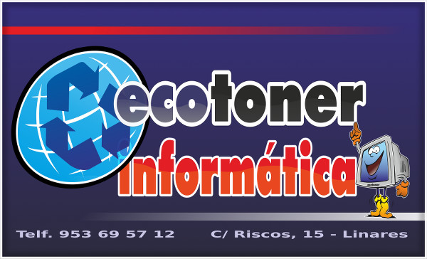 Ecotoner Informática - Reciclado de Cartuchos de Tinta y Toner