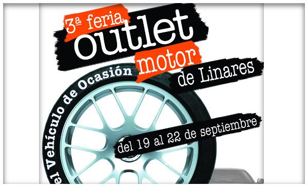 3ª Feria Outlet Motor Linares