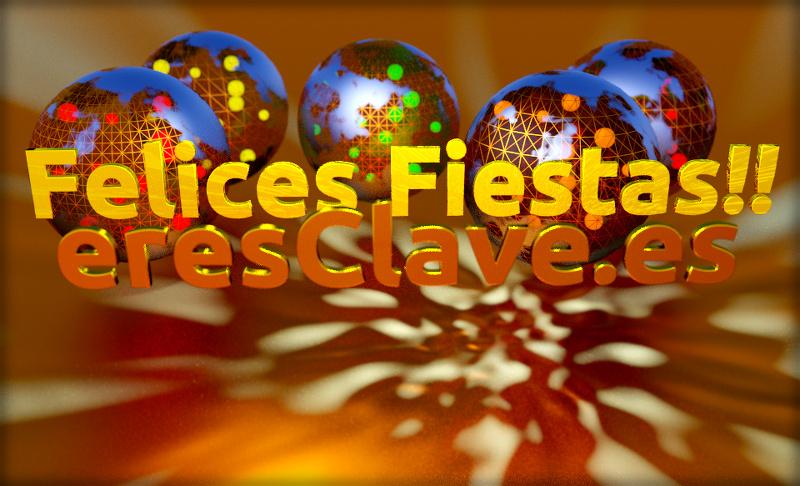 Felices Fiestas!! eresClave.es