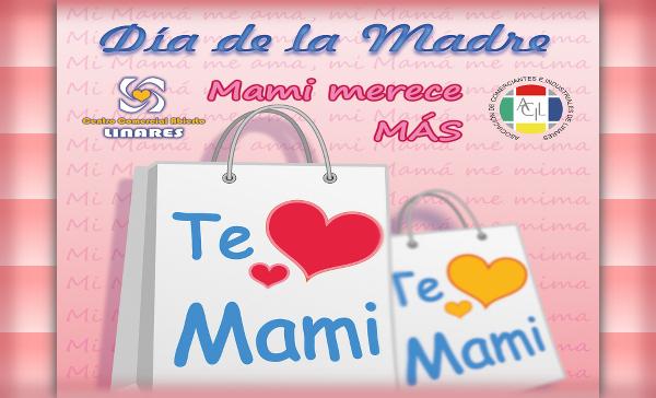 Campaña Día de la Madre - Centro Comercial Abierto de Linares