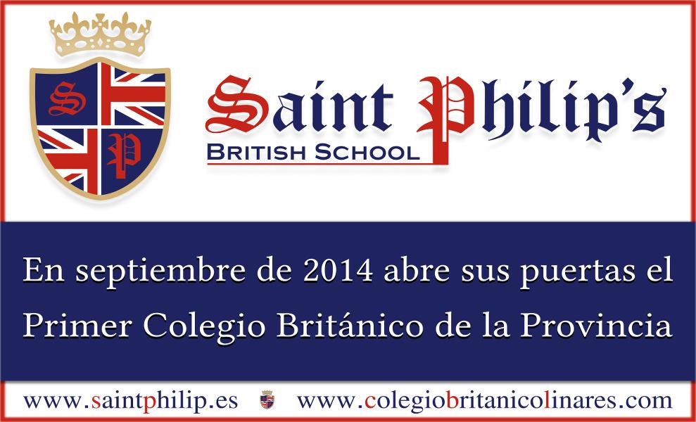 Saint Philip's British School - Linares