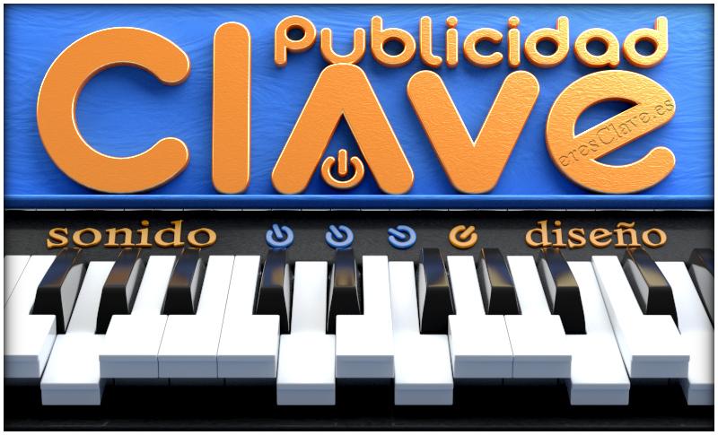 Partitura Clave - Publicidad - Sonido - Diseño - Linares