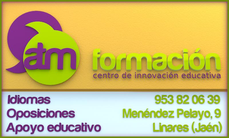 atm formación - centro de innovación educativa - idiomas, oposiciones, apoyo educativo