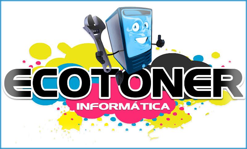 Ecotoner Informática - diseño nueva imagen
