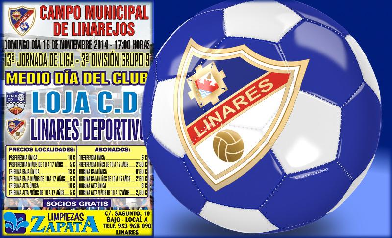 Linares Deportivo - Loja CD
