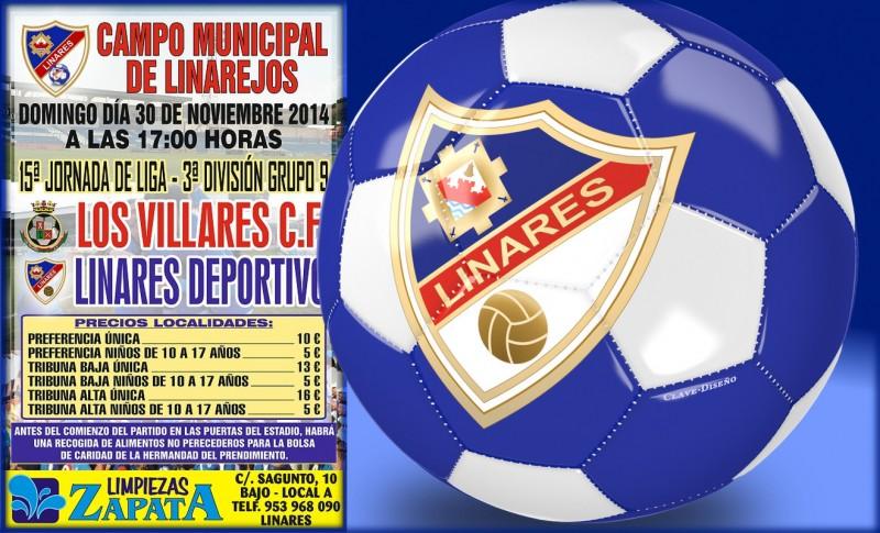 Linares Deportivo - Los Villares CF
