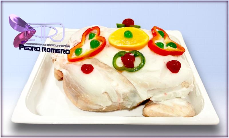 Pollo Relleno - Carniceria Pedro Romero