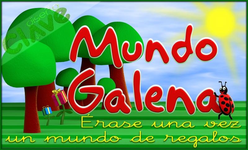 Mundo Galena; Érase una vez, un mundo de Regalos - diseño, eresClave.es
