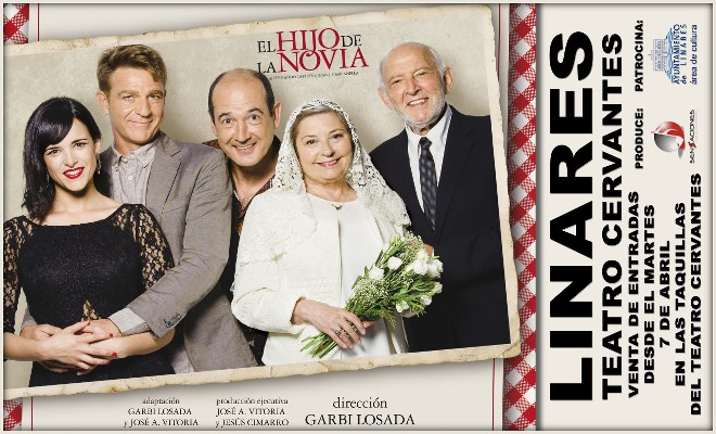 """portada """"El Hijo de La Novia"""" en el Teatro Cervantes - eresClave.es"""