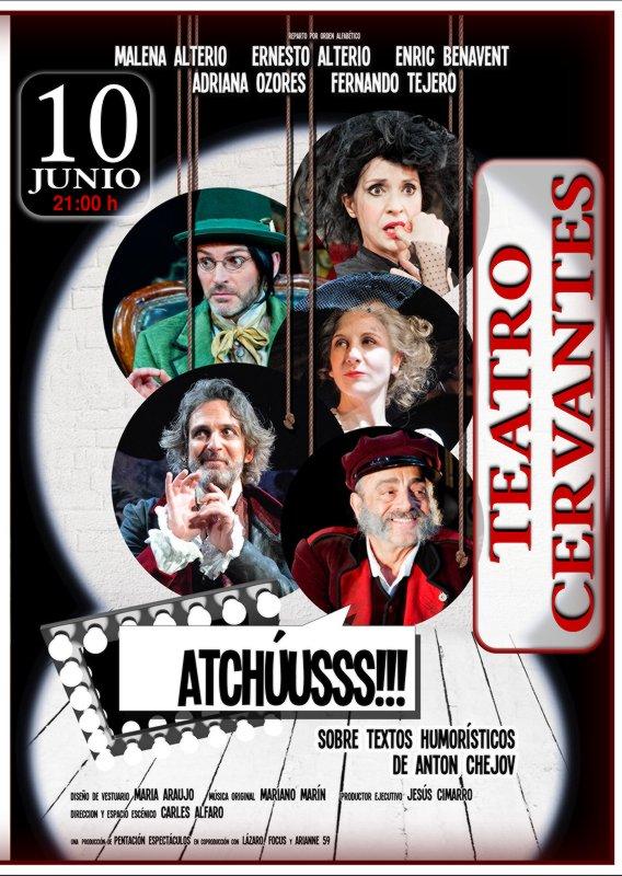 cartel-Atchuusss-Teatro-Cervantes-Linares