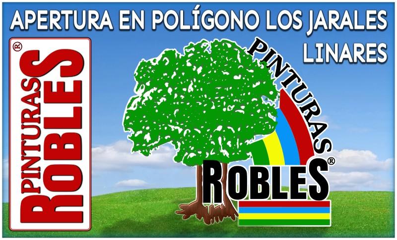 Pinturas Robles - Gran Exposición en Polígono Los Jarales de Linares