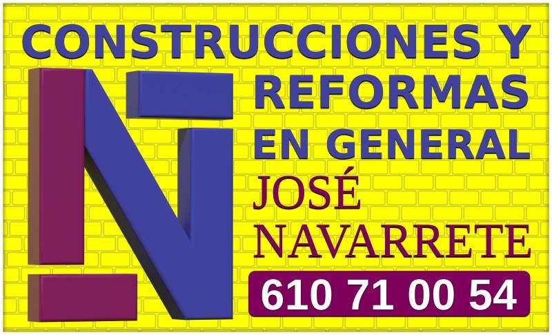 Construcciones y Reformas Jose Navarrete - Linares