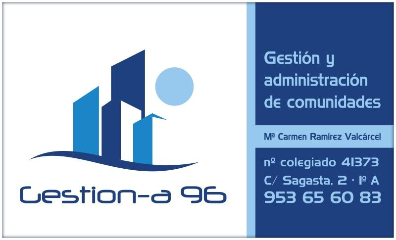 Gestion-a 96 - Gestión y administración de comunidades
