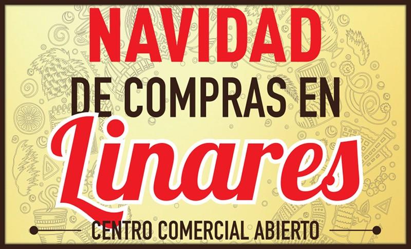 Campaña Navidad de Compras en Linares en el Centro Comercial Abierto
